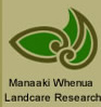 Landcare Research Link.